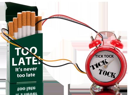 Quit smoking in Warrington