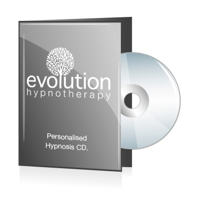 Personalised hypnosis CD