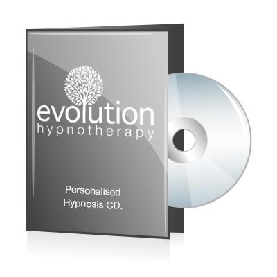 Personalised hypnosis CD